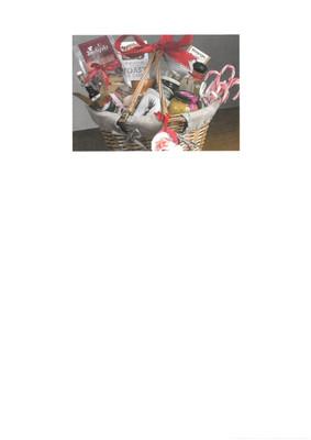 Disponibilité des paniers de Noël en Mairie
