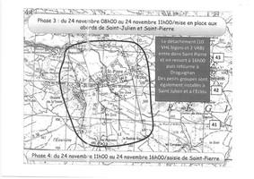 Avis de manœuvre militaire : Exercice VIEIL-ARMAND