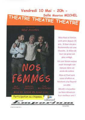 Théâtre à Ampus
