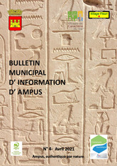 BULLETIN MUNICIPAL D'IMFORMATION D'AMPUS N°4 AVRIL 2021