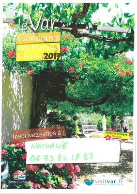 Concours des maisons fleuries 2017