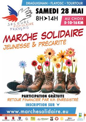 Marche solidaire - 28 mai 2016