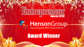 Entrepreneur Awards 2020 names Henson Group