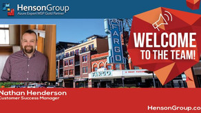 Nathan Henderson joins Henson Group from Microsoft
