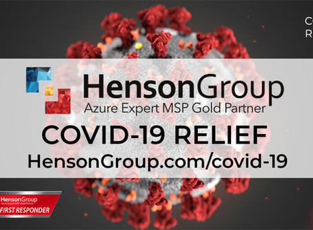 Henson Group provides millions in financing during COVID-19