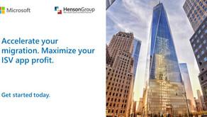 Microsoft promotes Henson Group