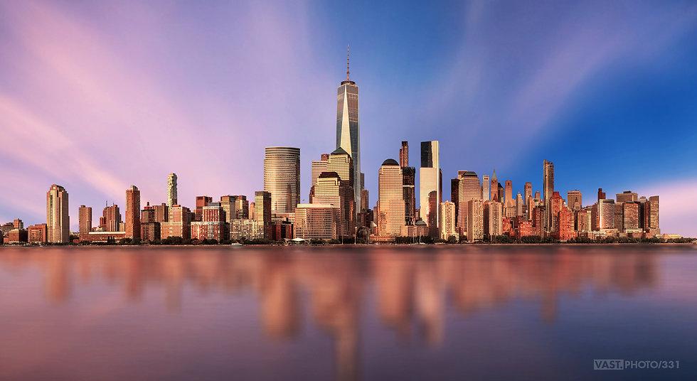 beautiful-new-york-city-sunset-photo-l.j