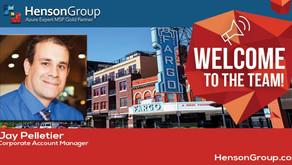 Jay Pelletier joins Henson Group from Microsoft Fargo