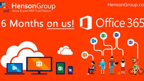 6 Months of Office 365 FREE
