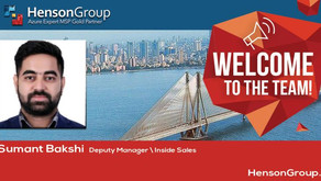 Sumant Bakshi joins Henson Group as the Director of APAC