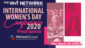 Henson Group sponsors Women in Technology conference
