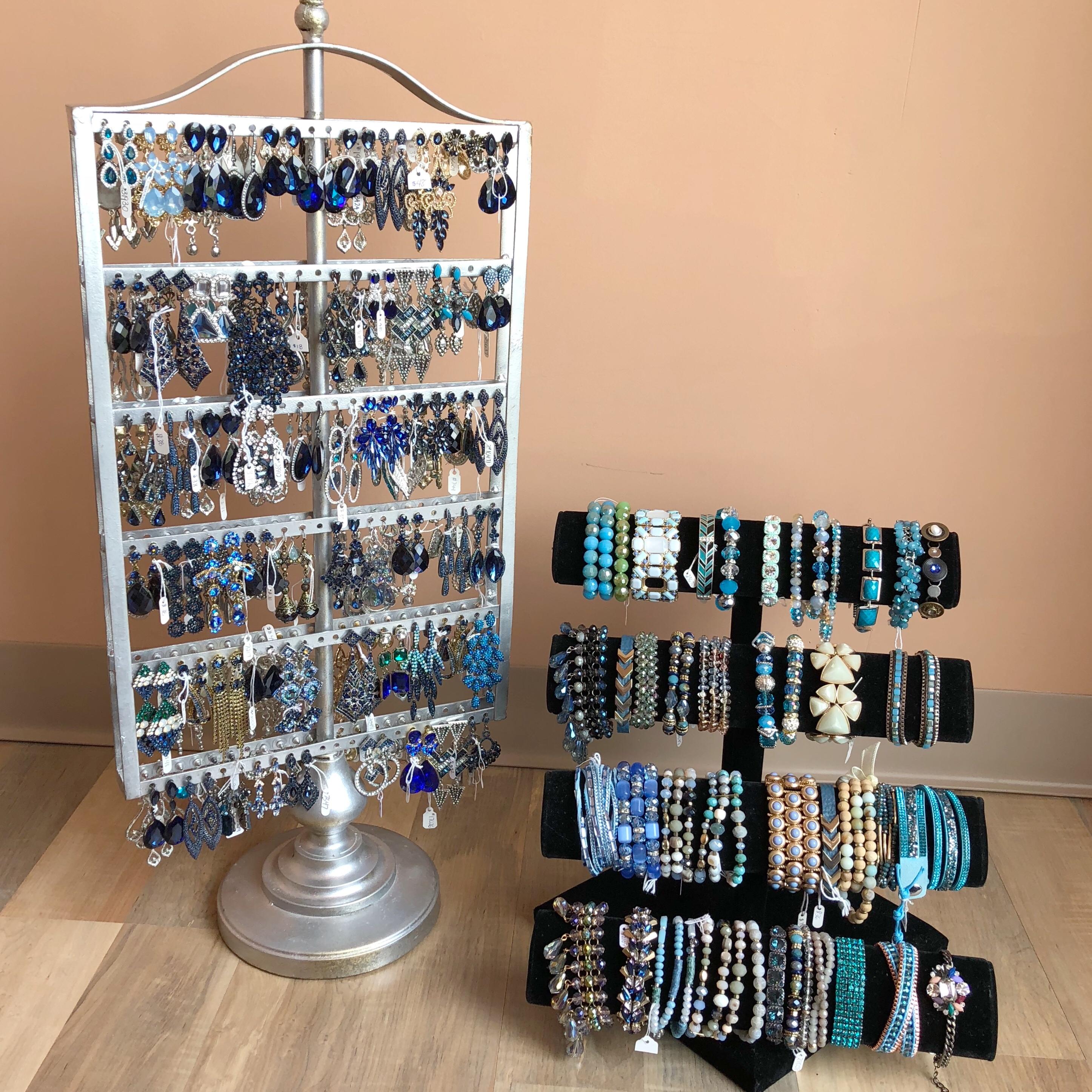 Blue Jewelry Fancy