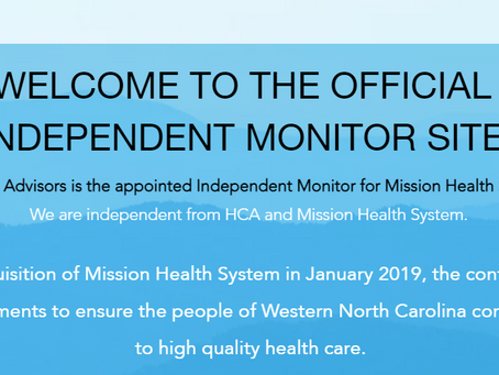2021 Independent Monitor Virtual Meeting on Wednesday, April 7th