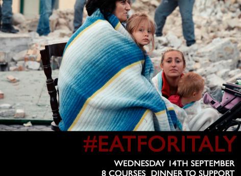 A Town no more - #eatforitaly