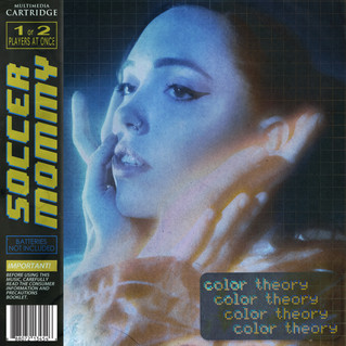 Color Theory Cover - Soccer Mommy