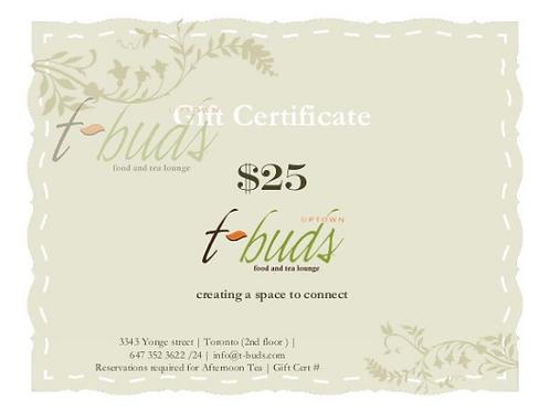 $25 Gift Card/digital