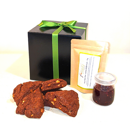 t-scone gift box |  6 chocolate scones