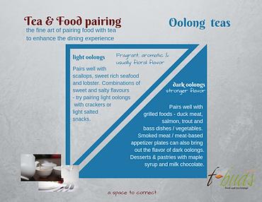 Food & Tea