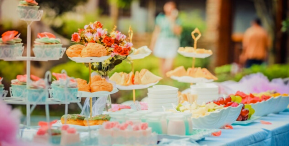 Catering High Tea