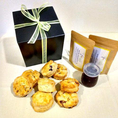 Sampler Sweet-8  t-scone box
