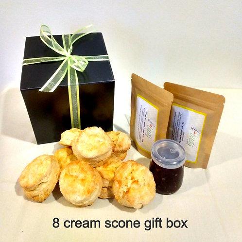 Sweet t-scone box