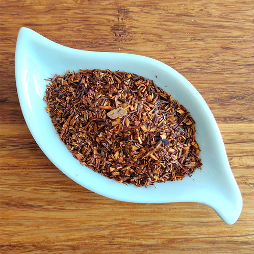 rooibos sweet spice shop buds