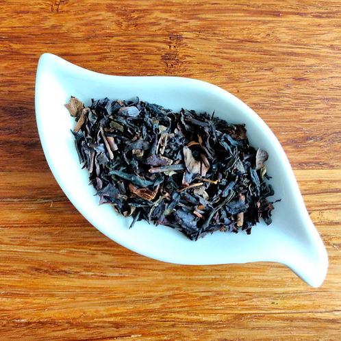 formosa amber oolong buds