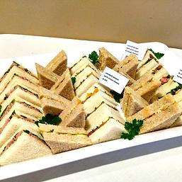Tea/ Finger Sandwiches