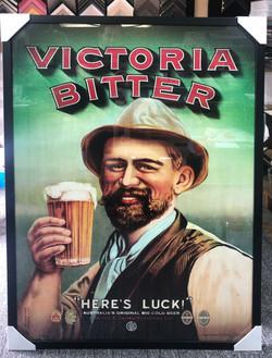 Victorian Bitter XL Poster