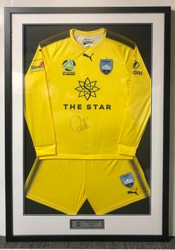 Sydney FC Goal Kit