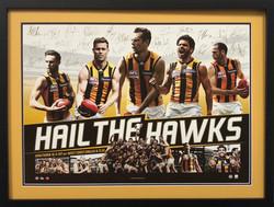 Hail The Hawks