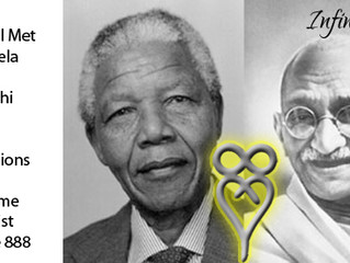 The Day I Met Mandela and Gandhi. The Confessions of a Part-time Activist / Episode 888