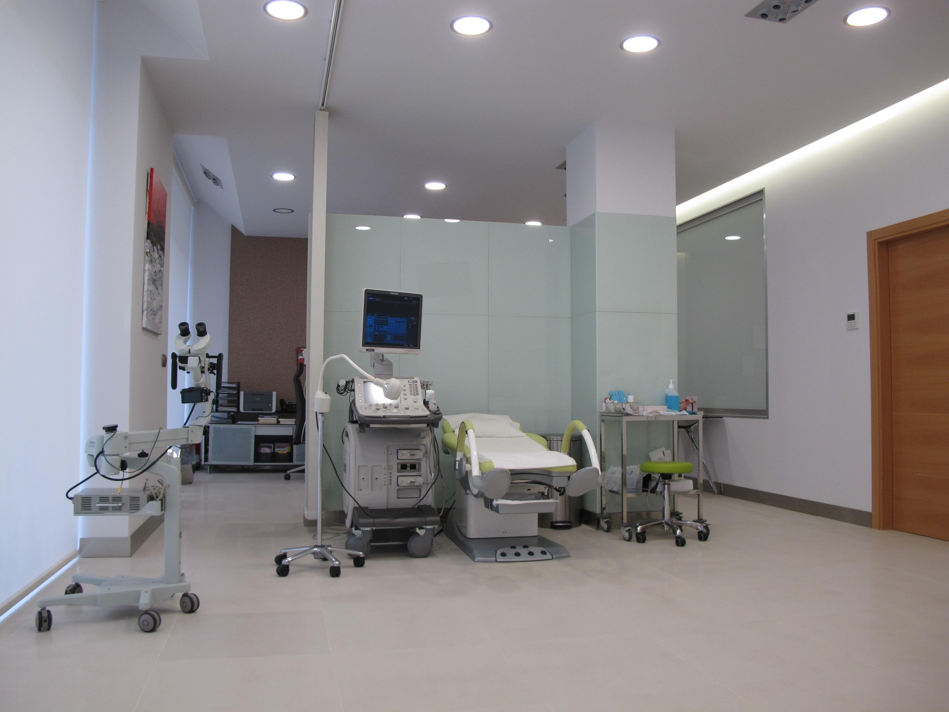 Sala de exploración ginecología - 1