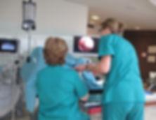 Histeroscopia diagnóstica y quirúrgica e