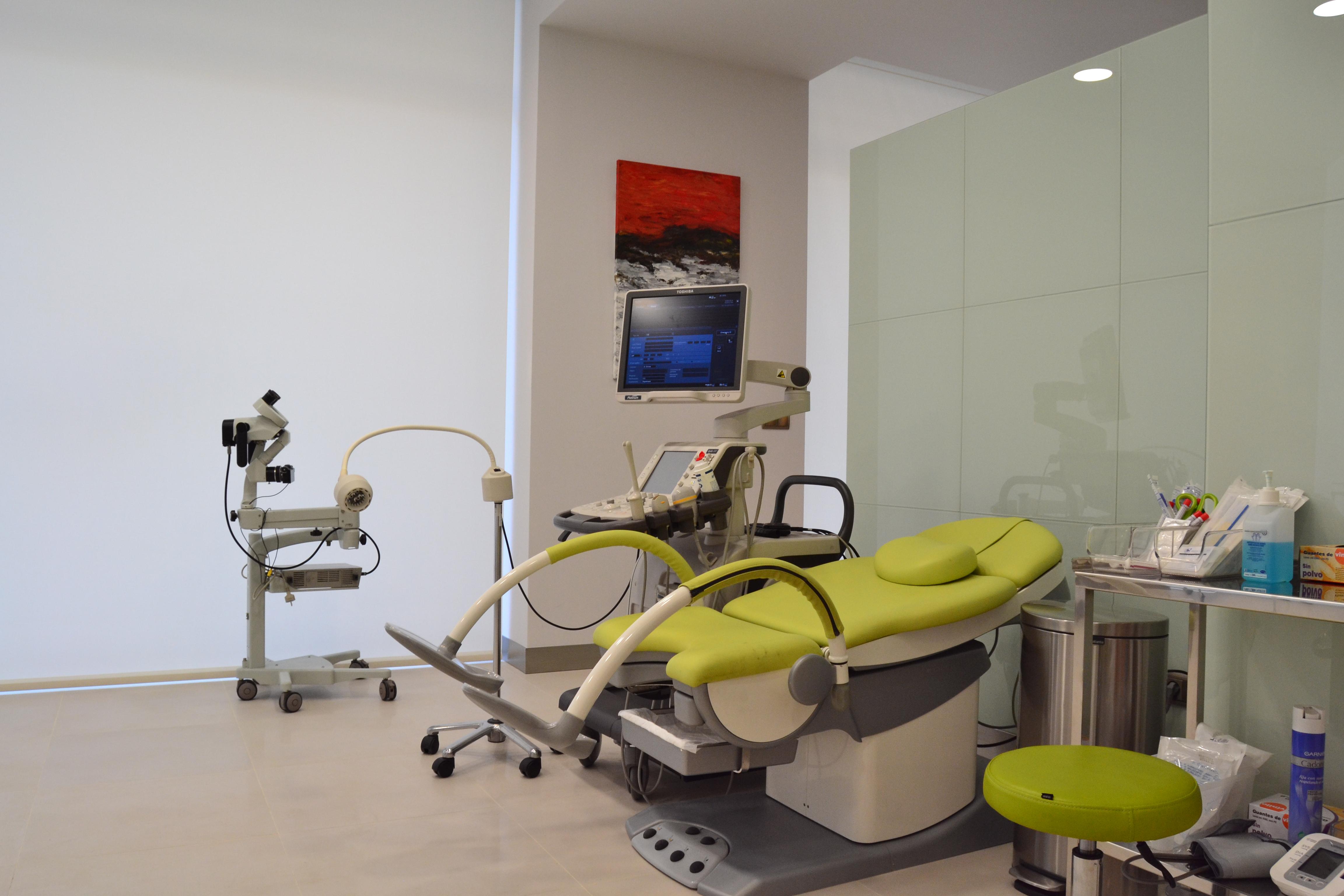 Sala de exploración ginecología - 2