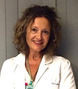 Marina Rodríguez López, reumatologa en Vigo