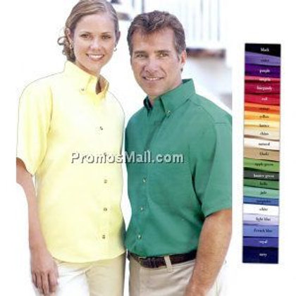 Jonathan Corey Short Sleeve Shirt - (Button Down)