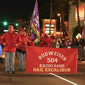 Budweiser 504 Kazoo Band