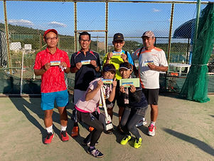 サニータウンテニスクラブでは一般大会も実施しています