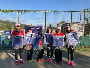 サニータウンテニスクラブではレディースイベントを多数開催しています
