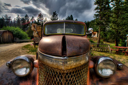 Rusted Truck - Brittany Ouzts