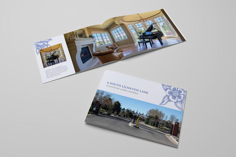 Nancy Walters Brochure Book - Humbl Design Co LLC