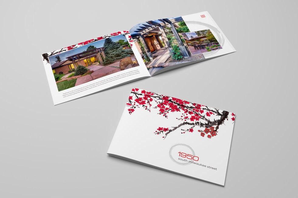 Nancy Walter Steven Kruse Real Estate Brochure Book - Humbl Design Co. LLC