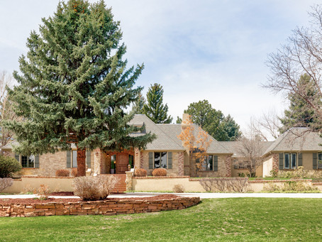 FEATURED: 1640 East Layton Avenue ::: Third-Highest Sale in Cherry Hills Village in May 2021
