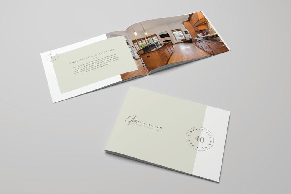 Gina Lorenzen Brochure Book - Humbl Design Co. LLC