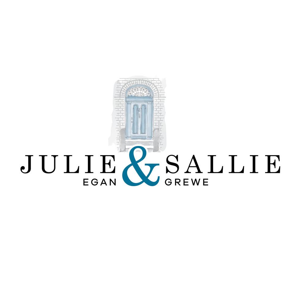Julie Egan and Sallie Grewe