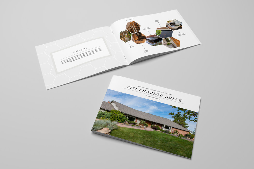Karen Brinckerhoff Brochure Book - Humbl Design Co LLC