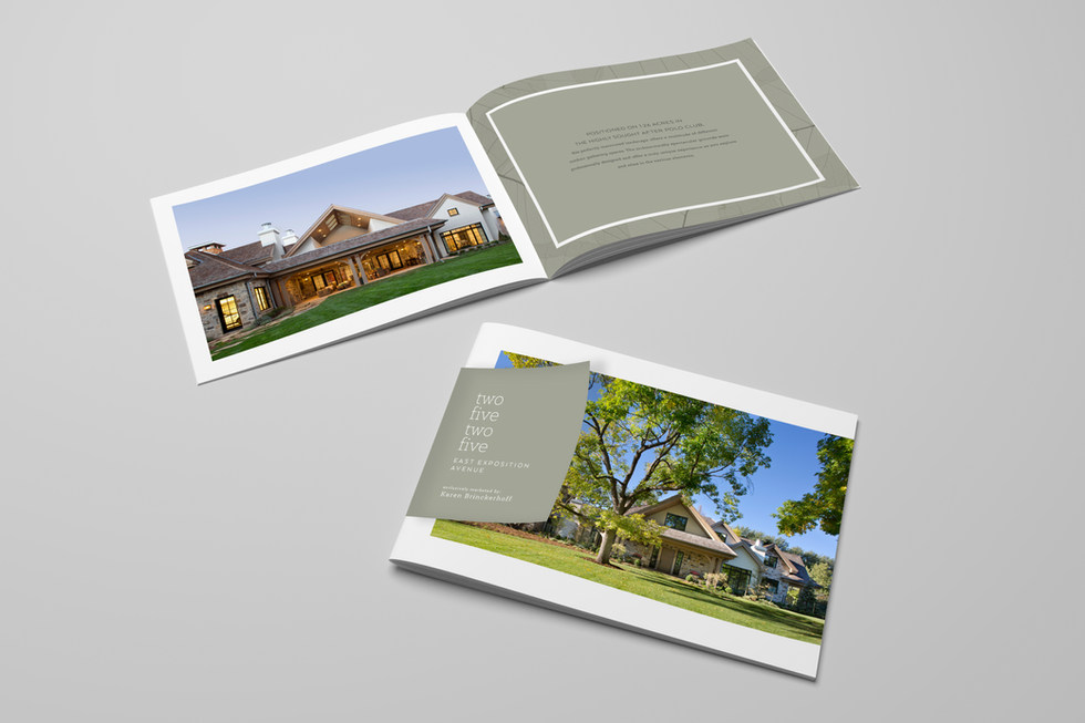Karen Brinckerhoff Brochure - Humbl Design Co LLC