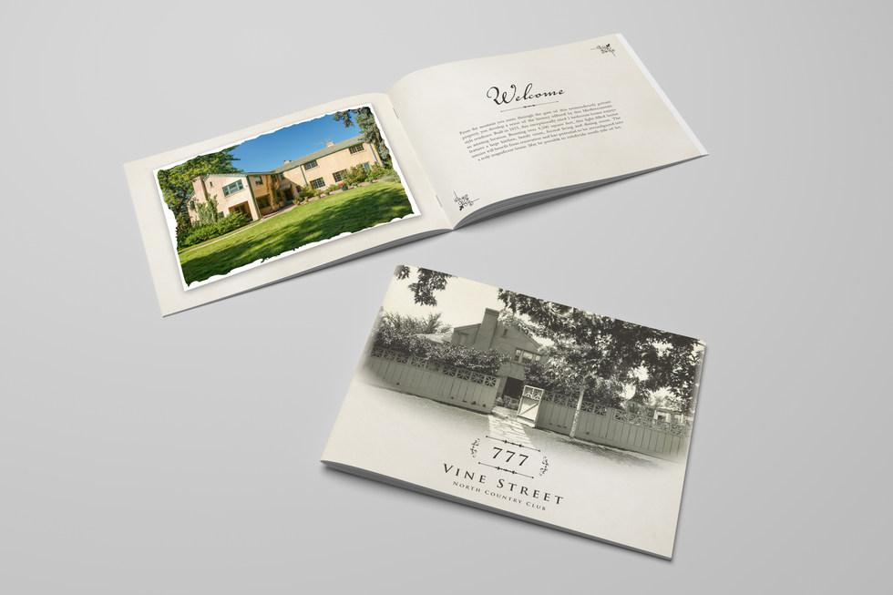 Gina Lorenzen Brochure Book - Humbl Design Co LLC