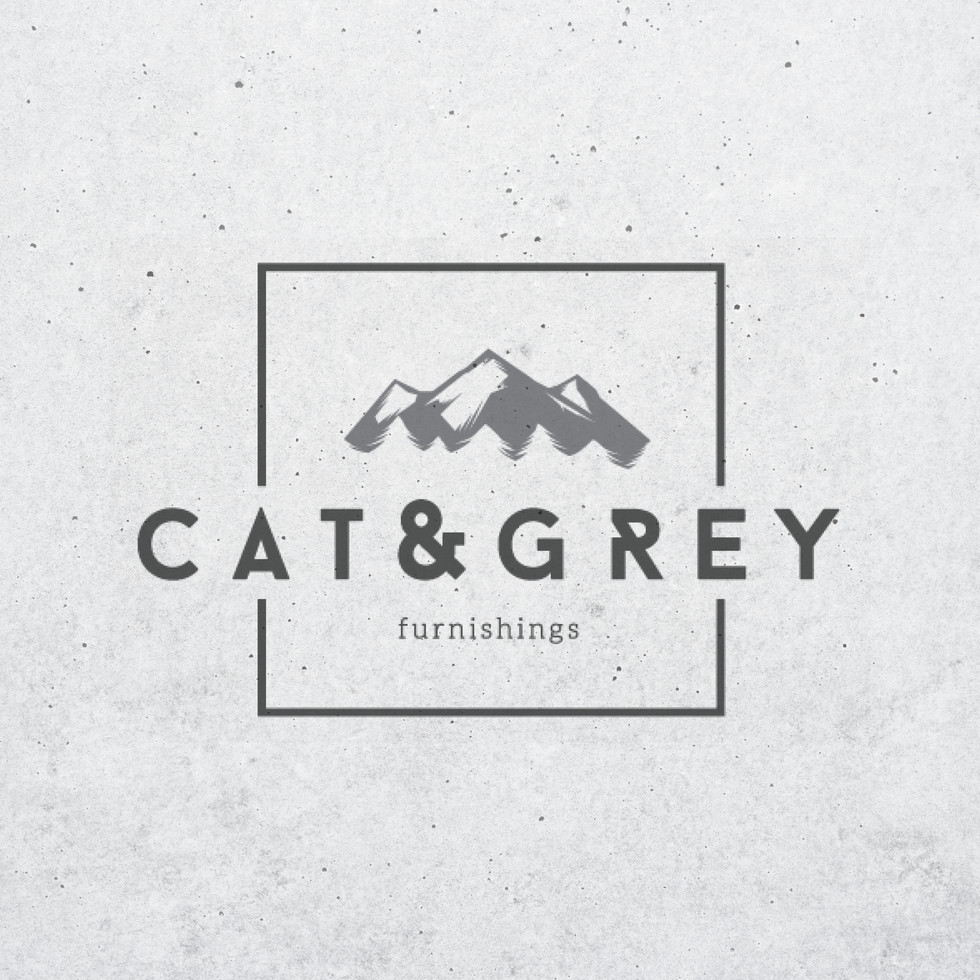Cat & Grey Logo - Brittany Ouzts
